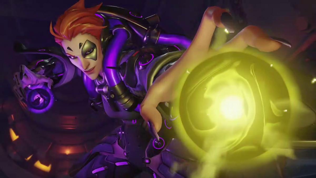 Overwatch - Moira