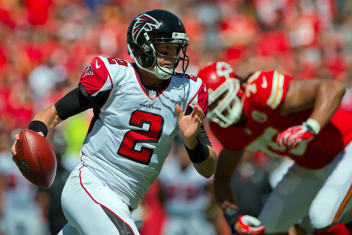 Falcons v Chiefs