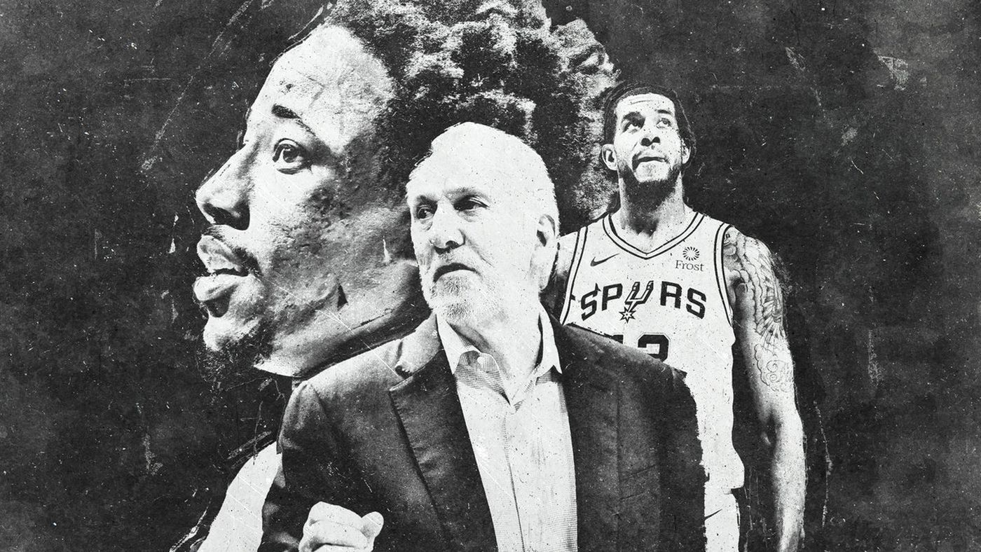 DeMar DeRozan, Gregg Popovich, and the San Antonio Spurs Paradox