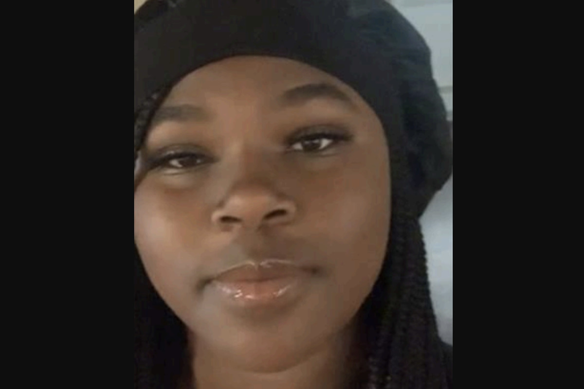Angelina Braggs was reported missing July 23, 2021, from Douglas.