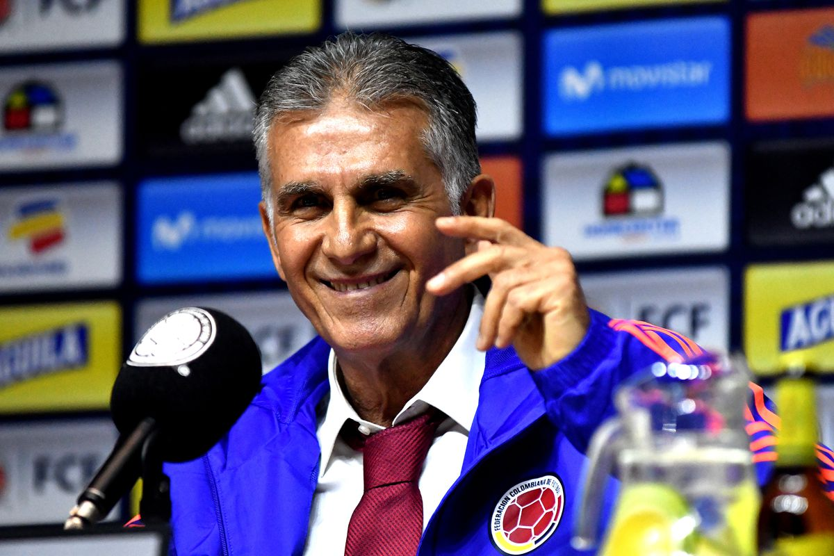 da6c756ade2 Colombia manager wants James Rodriguez to play more for Bayern Munich. New  ...