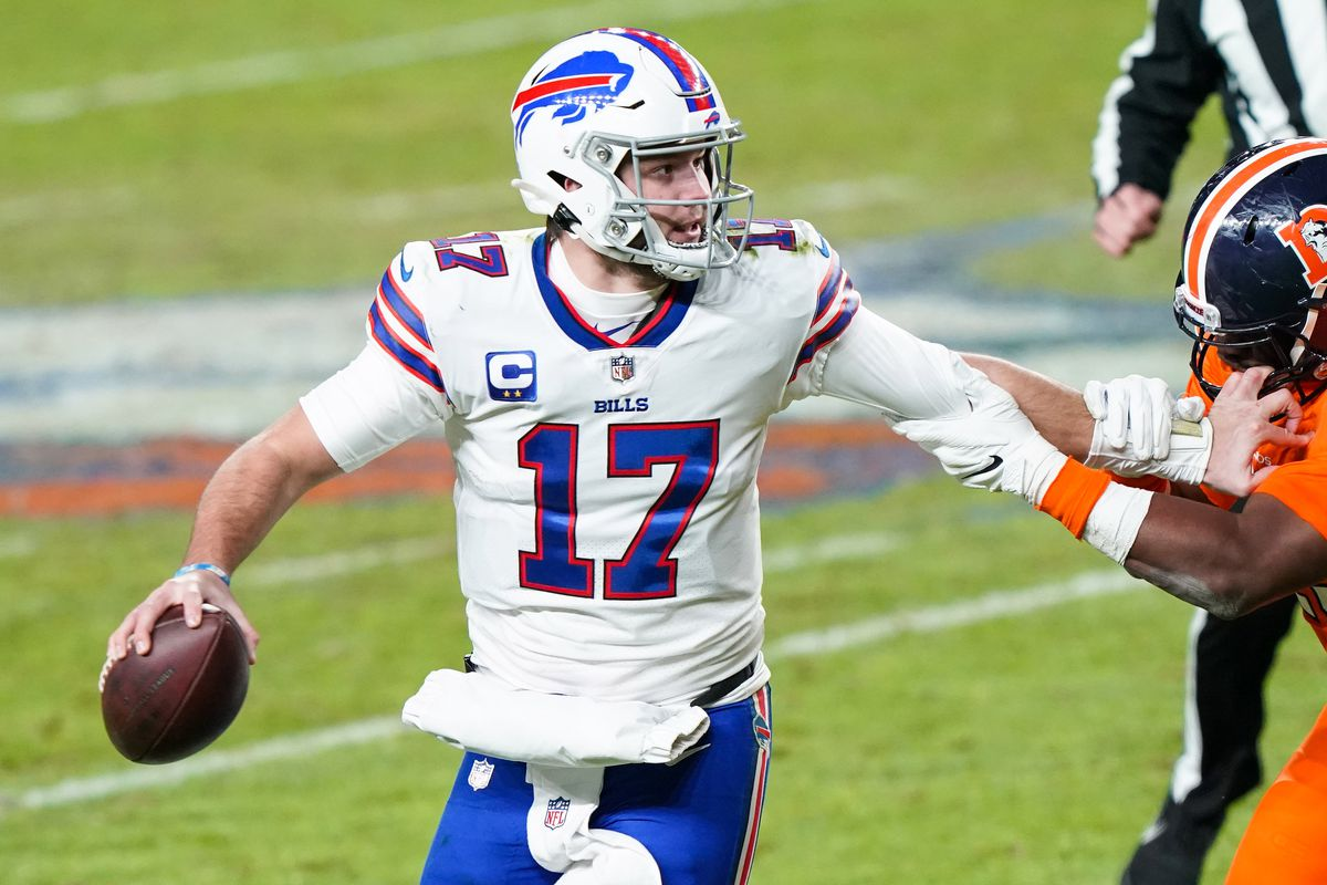 Josh Allen and lessons for the Patriots' future at quarterback - Pats Pulpit