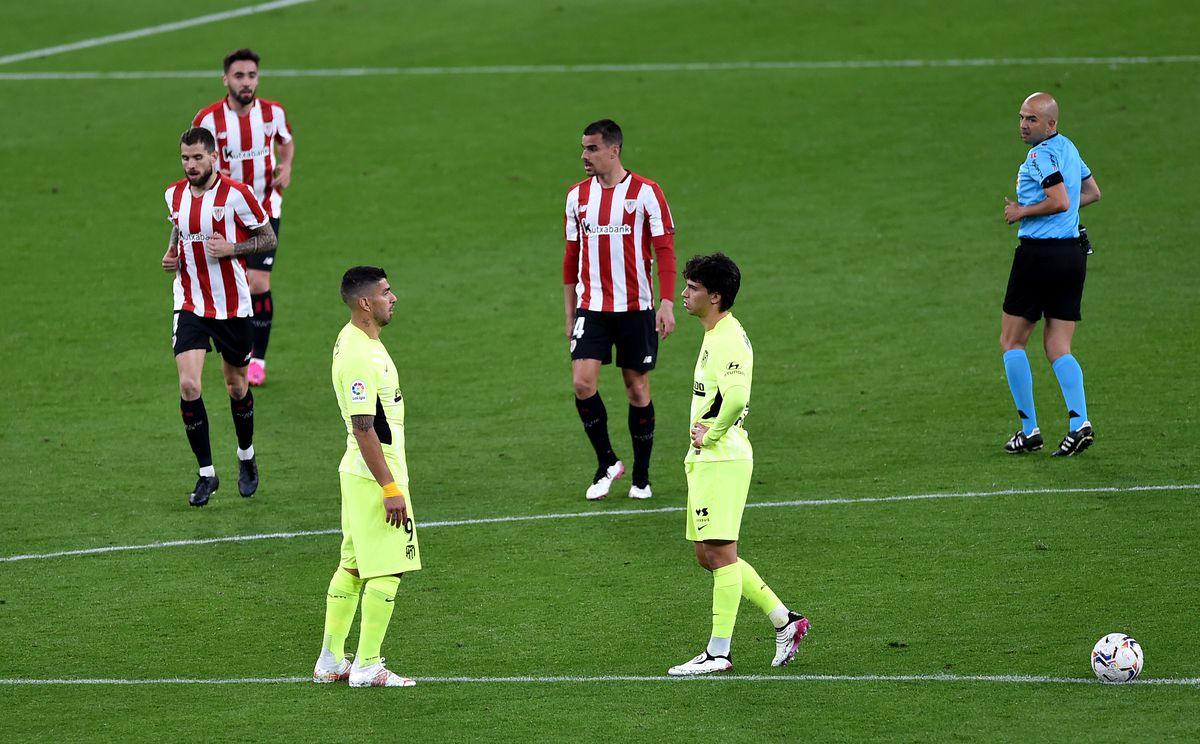 Athletic Club v Atletico de Madrid - La Liga Santander