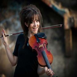 """In her fourth album, """"Warmer in the Winter,"""" Lindsey Stirling  blends jazz, pop and classical music in renditions of 10 Christmas standards and three original tracks."""