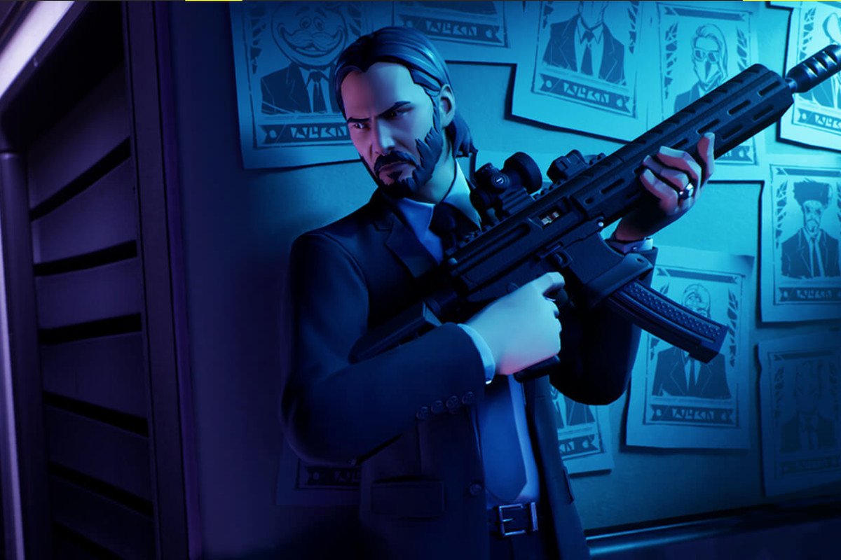 Fortnite's John Wick mode is live  Everything you need to