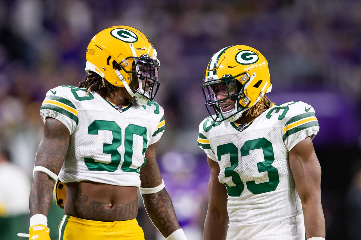 Jamaal Williams Injury Packers Rb Misses Thursday Practice Draftkings Nation