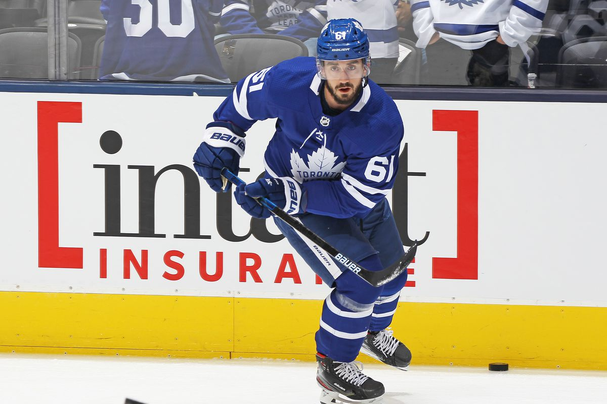 HNIC reports that the Maple Leafs are open to trading Nic Petan