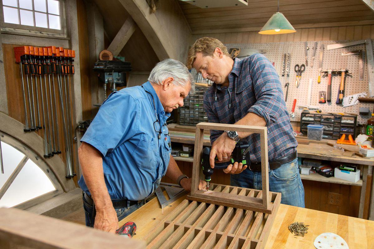 Spring 2021, Build it, Modern Platform Bench, step 12