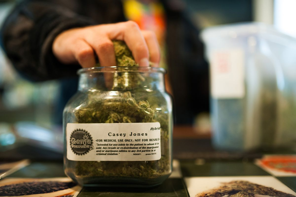 How much THC is in this marijuana? Aquarius Cannabis wants to make it easier to know.
