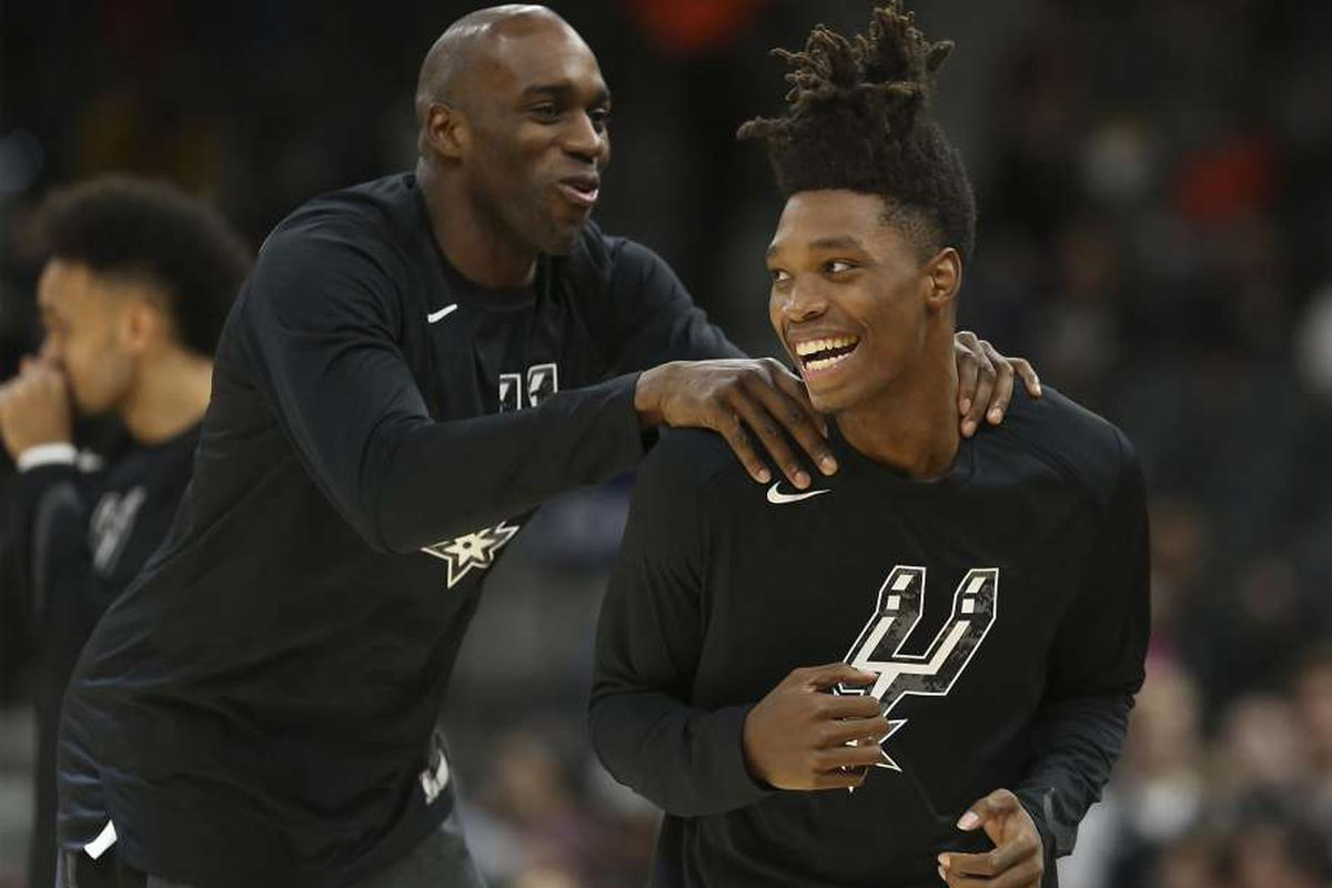 6856c876005a Nearly a week after almost-but-not-quite making his NBA debut with the San  Antonio Spurs