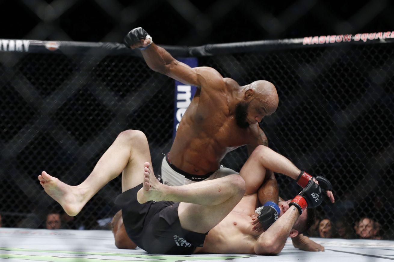 UFC 213 fight card: Yoel Romero vs Robert Whittaker preview