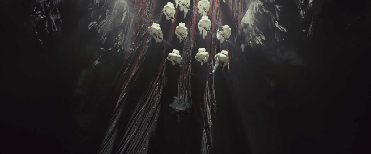 Star Wars The Last Jedi Trailer Breakdown The Verge