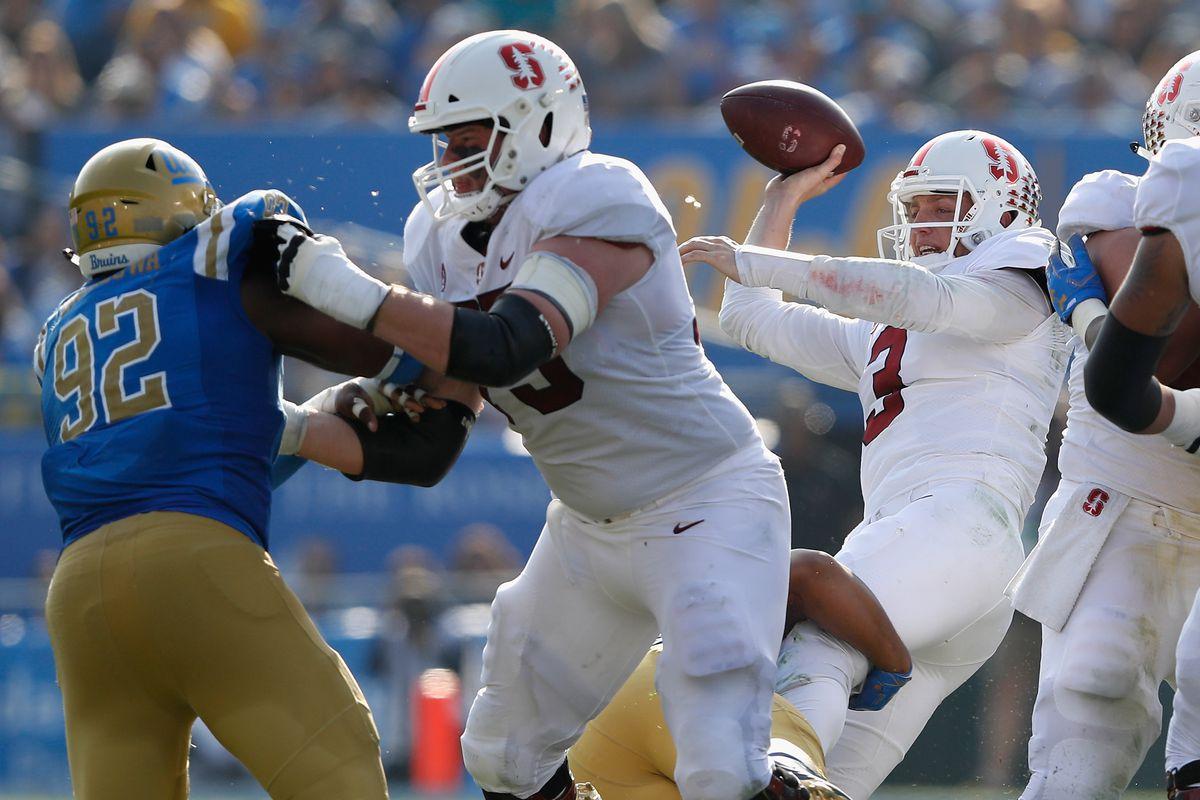 Stanford v UCLA