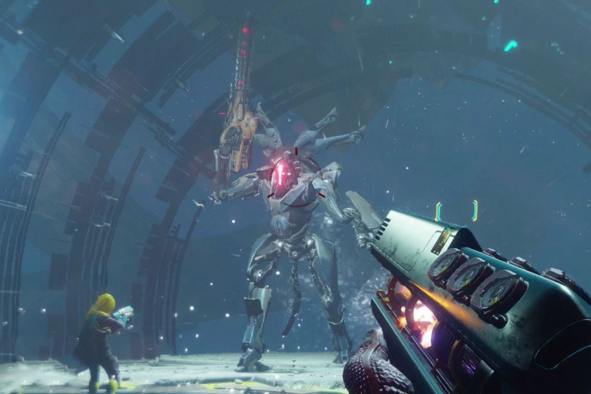 Destiny 2 guide: The Pyramidion Nightfall - Polygon
