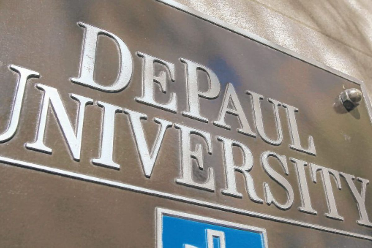 A former DePaul employee had her burglary charge dismissed.