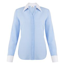 Oxford Shirt in Banker Stripe, $29.99 (Available on Net-A-Porter)