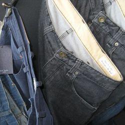 Paul Smith and Rag & Bone jeans