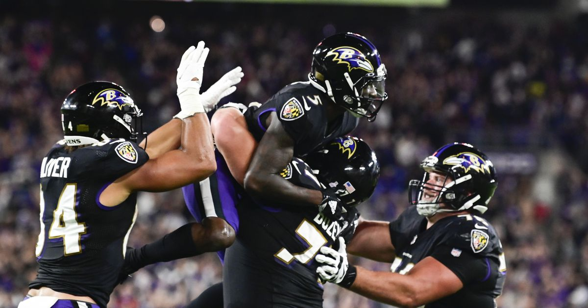 Ravens vs. Colts: Play of the Game - Baltimore Beatdown