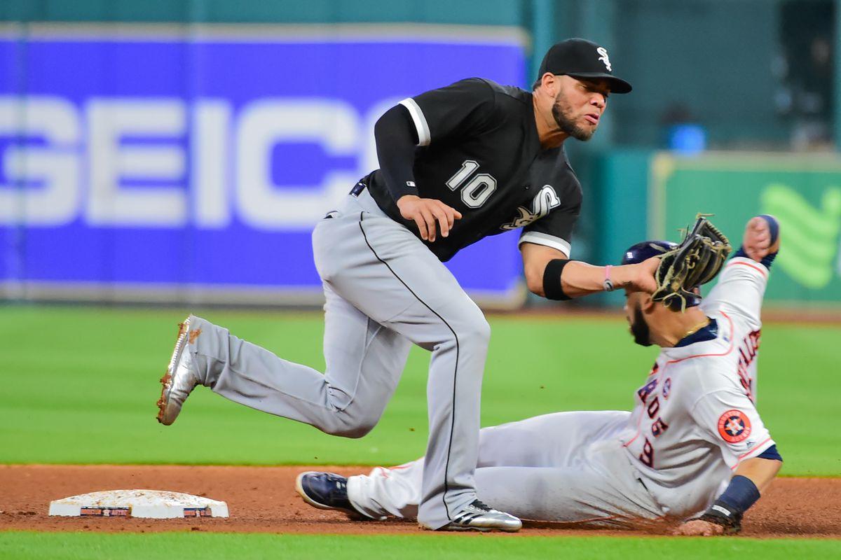 MLB: SEP 20 White Sox at Astros