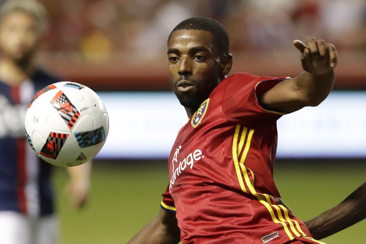 MLS: New England Revolution at Real Salt Lake