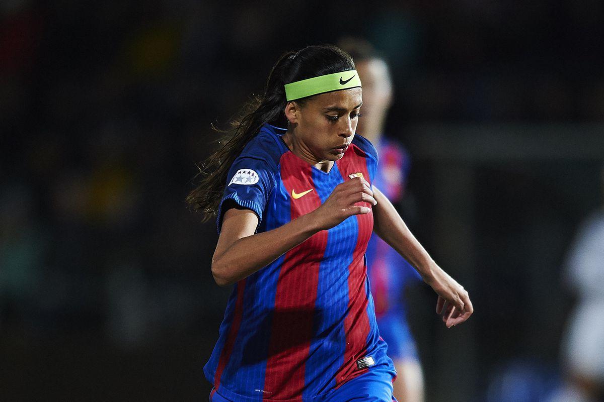 Rosengard vs FC Barcelona - UEFA Women's Champions League