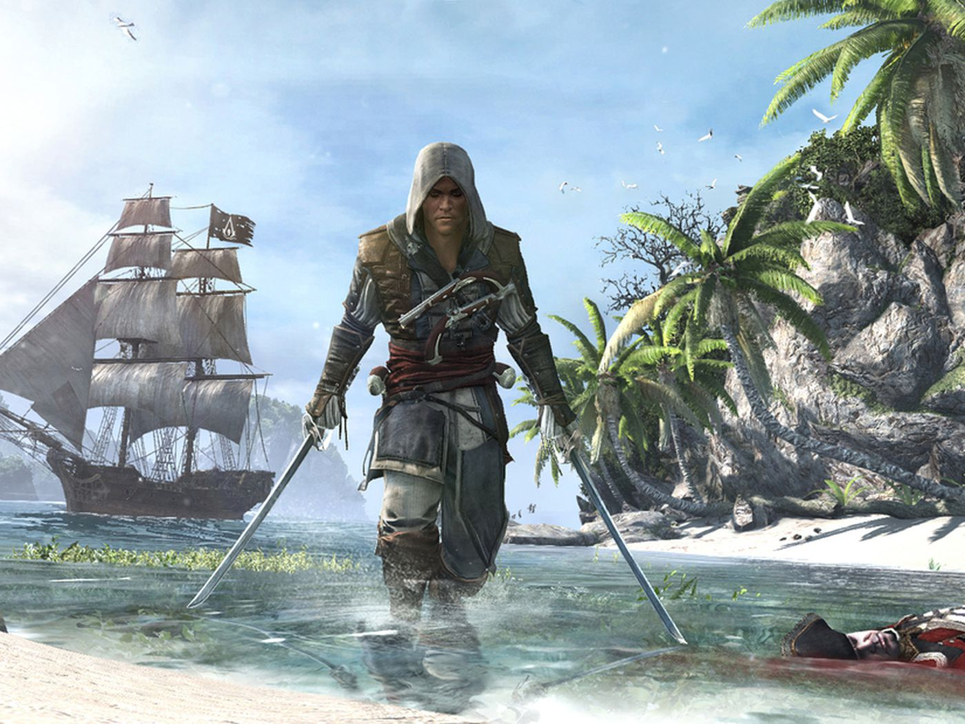 Waiting For Next Gen Why Assassin S Creed Iv Won T Make You Buy
