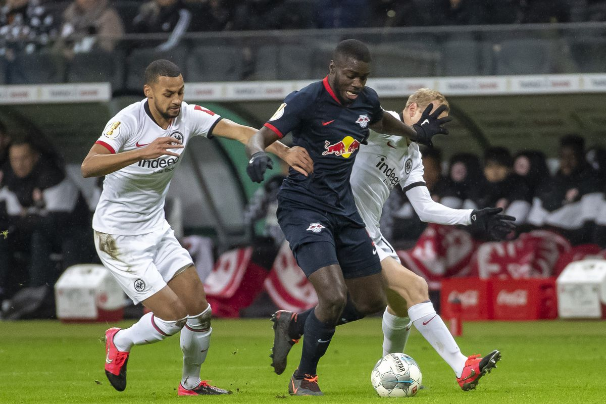 Eintracht Frankfurt v RB Leipzig - DFB Cup