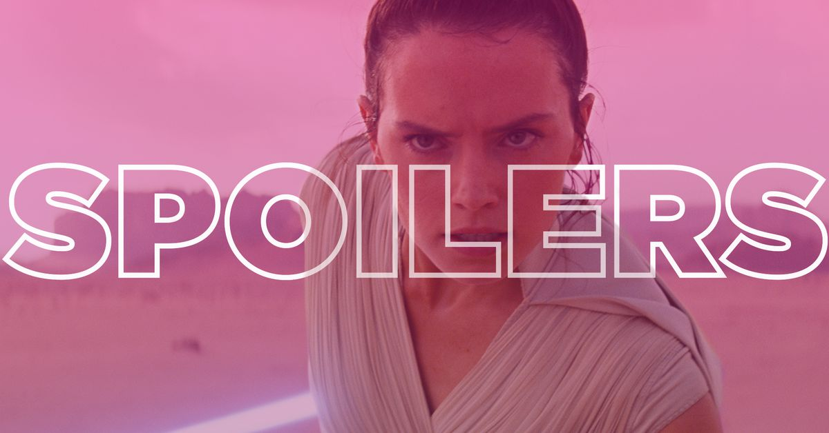 How Rey S New Lightsaber Connects Her To Star Wars Jedi History Polygon