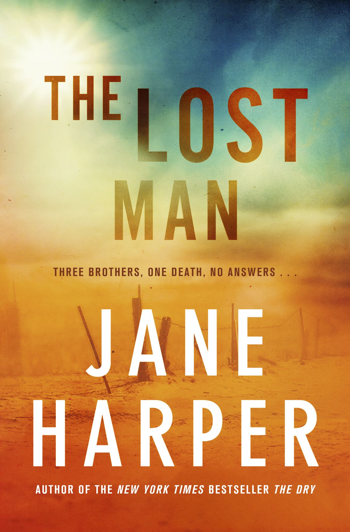 """<a href=""""https://us.macmillan.com/excerpt?isbn=9781250105684"""" target=""""_blank"""" rel=""""noopener noreferrer"""">Click to read an excerpt of """"The Lost Man"""" by Jane Harper. 