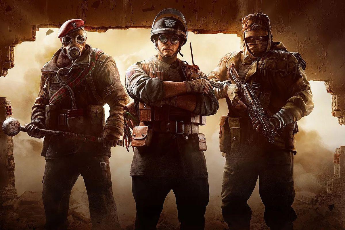 Rainbow Six Siege carbon copy offline after Ubisoft sues Apple ...