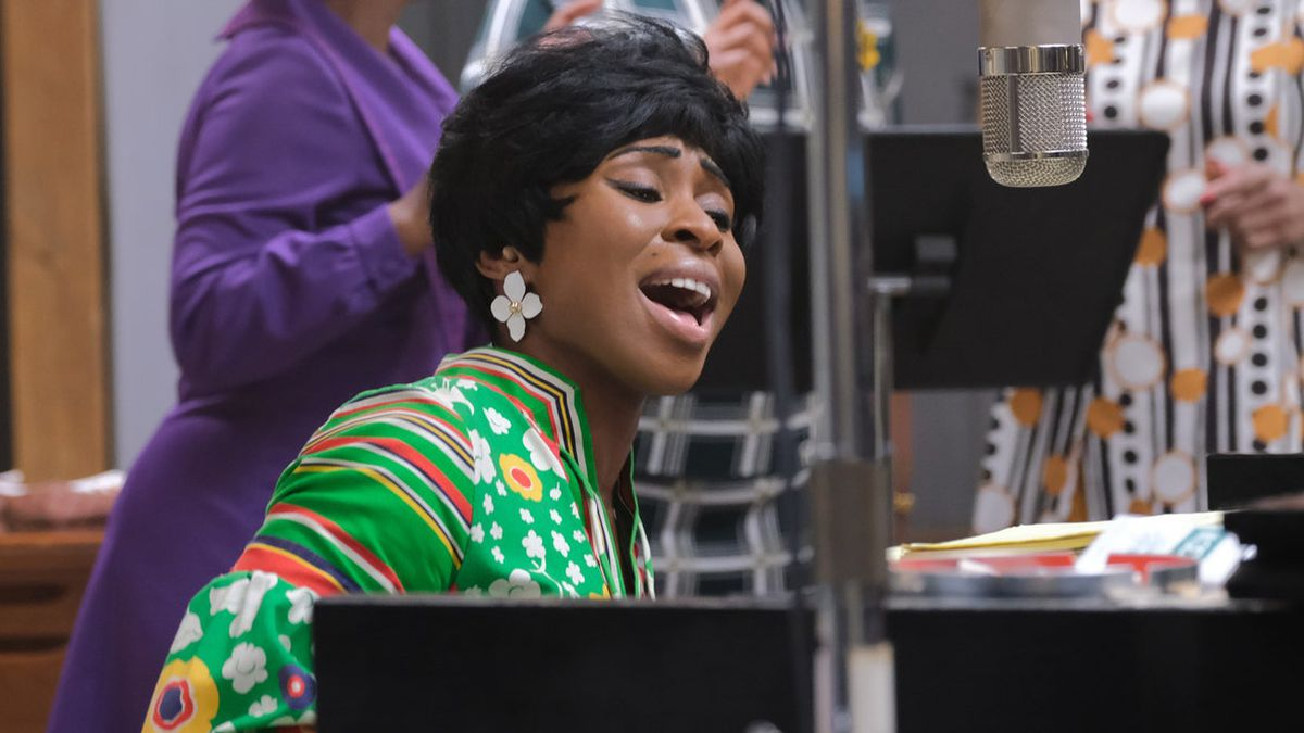Genius: Aretha review: a show that tries and fails to illuminate Aretha  Franklin - Polygon