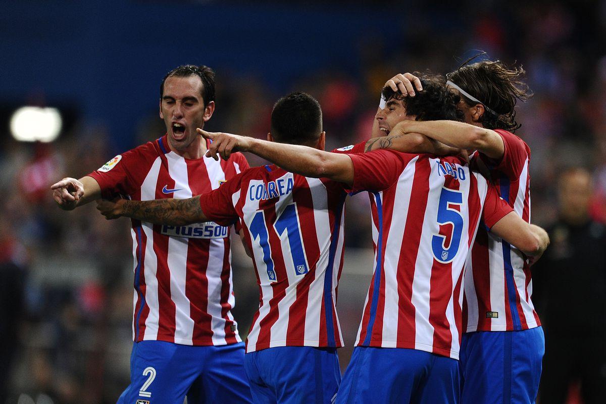 Club Atletico de Madrid v Granada CF - La Liga