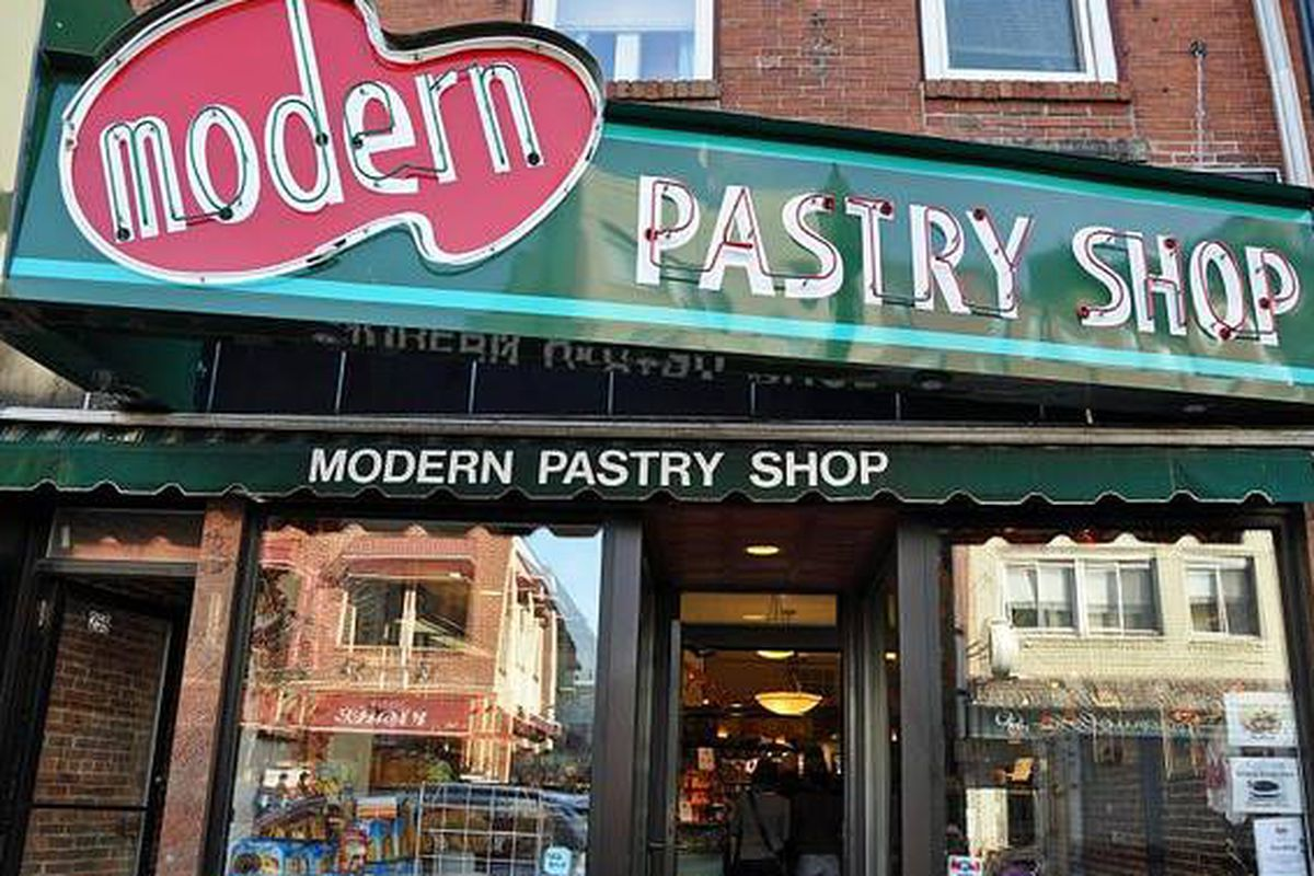 Modern Pastry Shop, North End