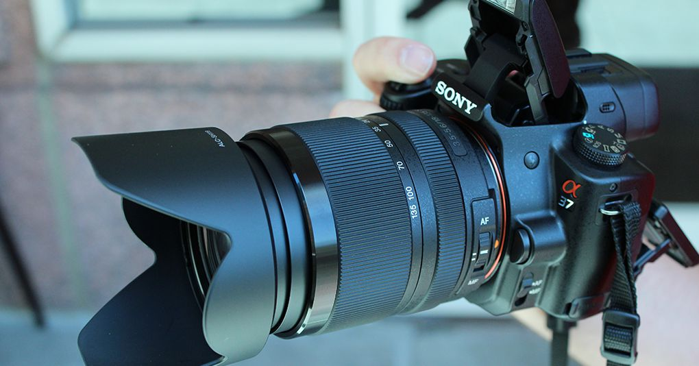 каким фотоаппаратом снимают профессионалы