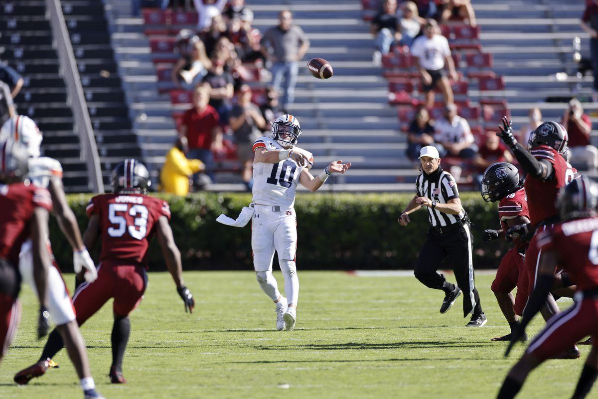 Auburn v South Carolina