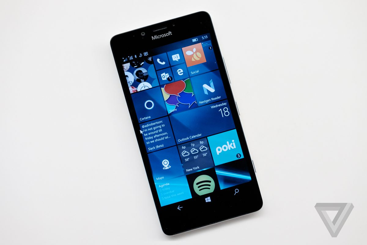 Only a small number of Windows phones will get the Windows ...