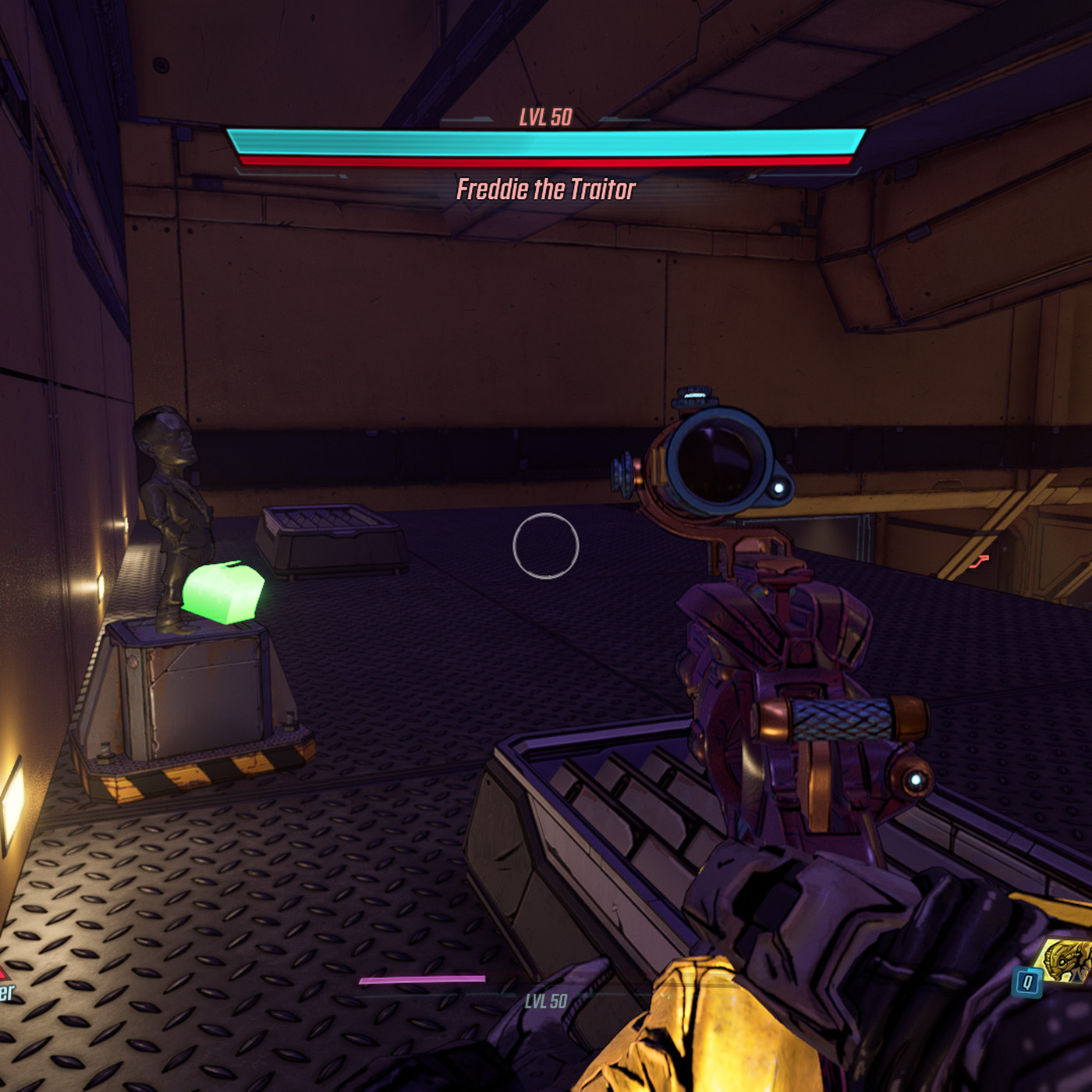 Borderlands 3 Vip Tower Challenges Map Guide Polygon