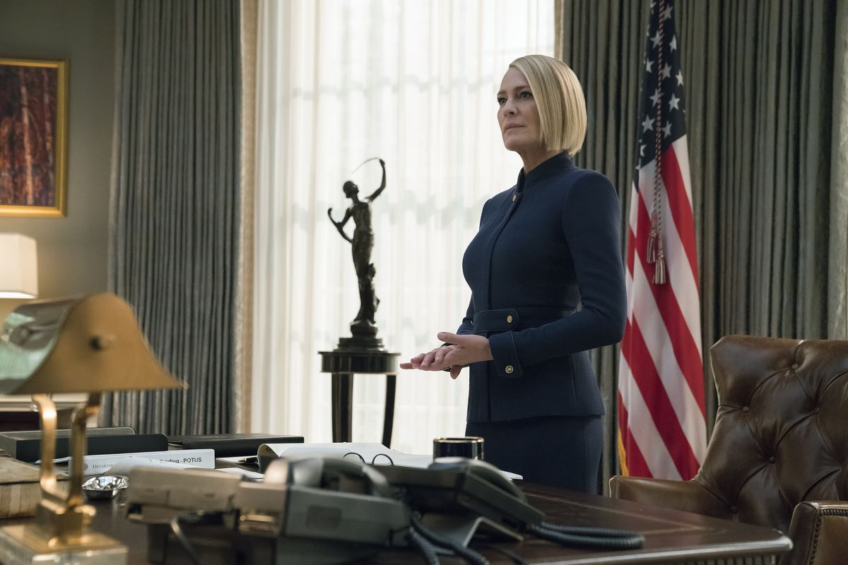 House Of Cards Series Finale Review Season 6 Saves The Worst For
