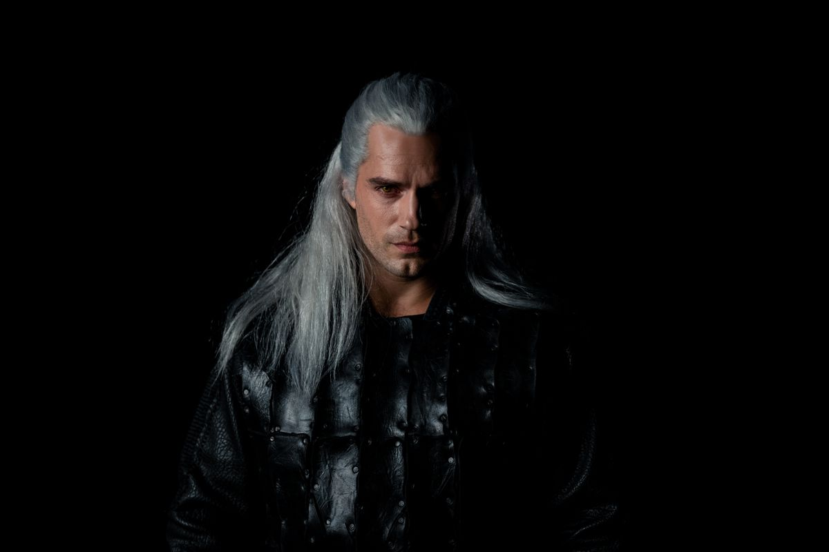 Here's Henry Cavill as Geralt in Netflix's version of The