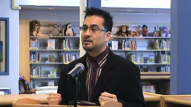 "Denver School Board Vice President Arturo Jimenez called the parent forum ""a really good start."""