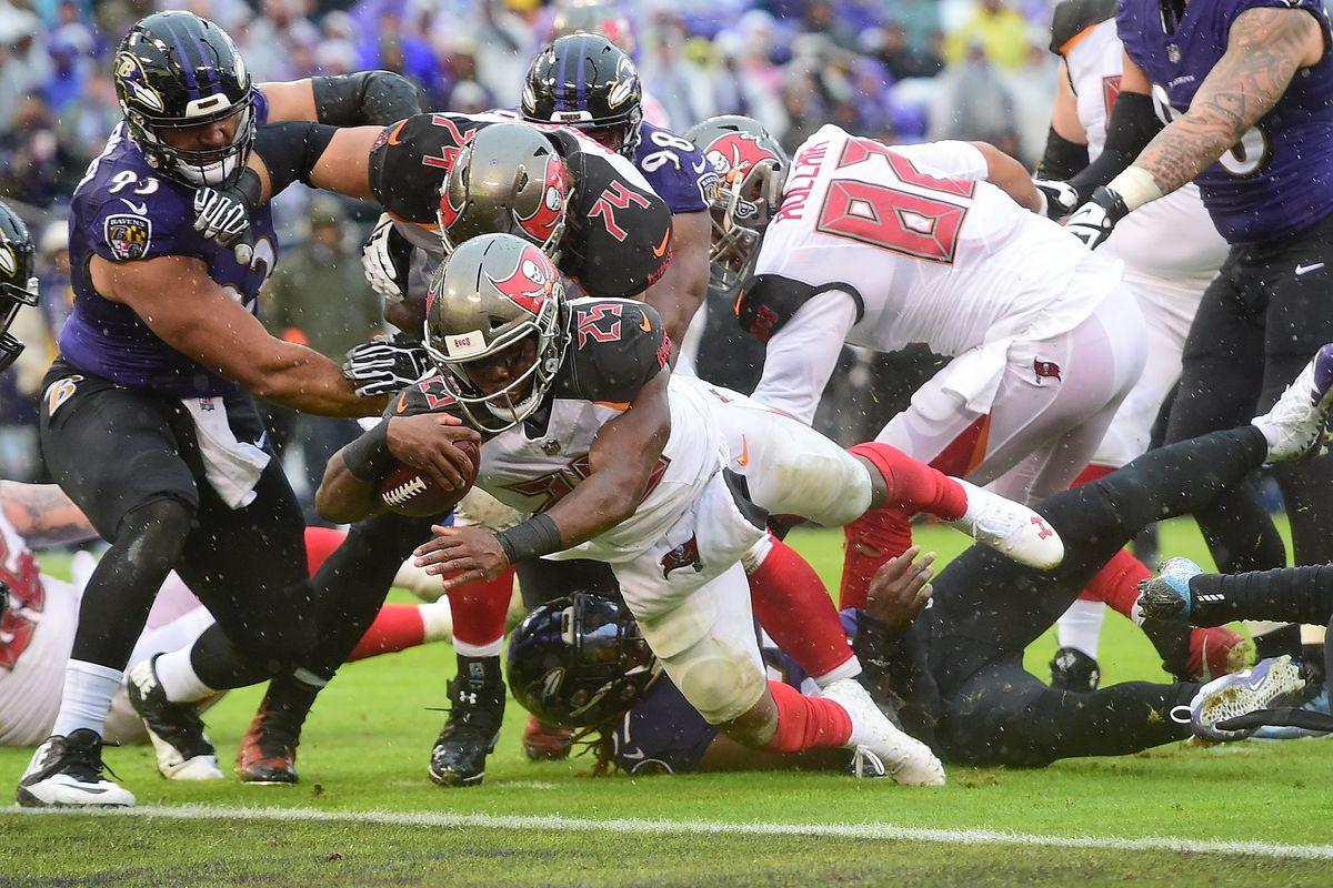 NFL: Tampa Bay Buccaneers at Baltimore Ravens