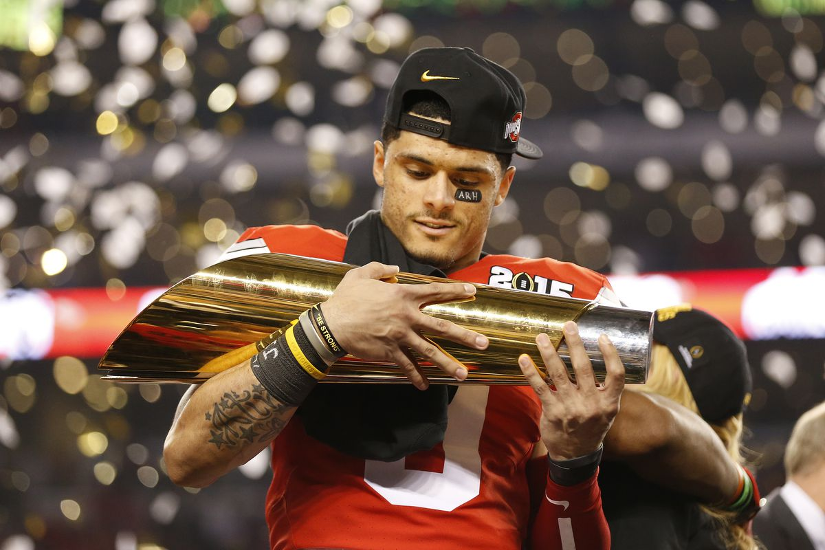Devin Smith doesn't think Jim Harbaugh has what it takes to beat Ohio State