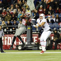 Deone Bucannon's interception in the end zone seemed pretty key at the time