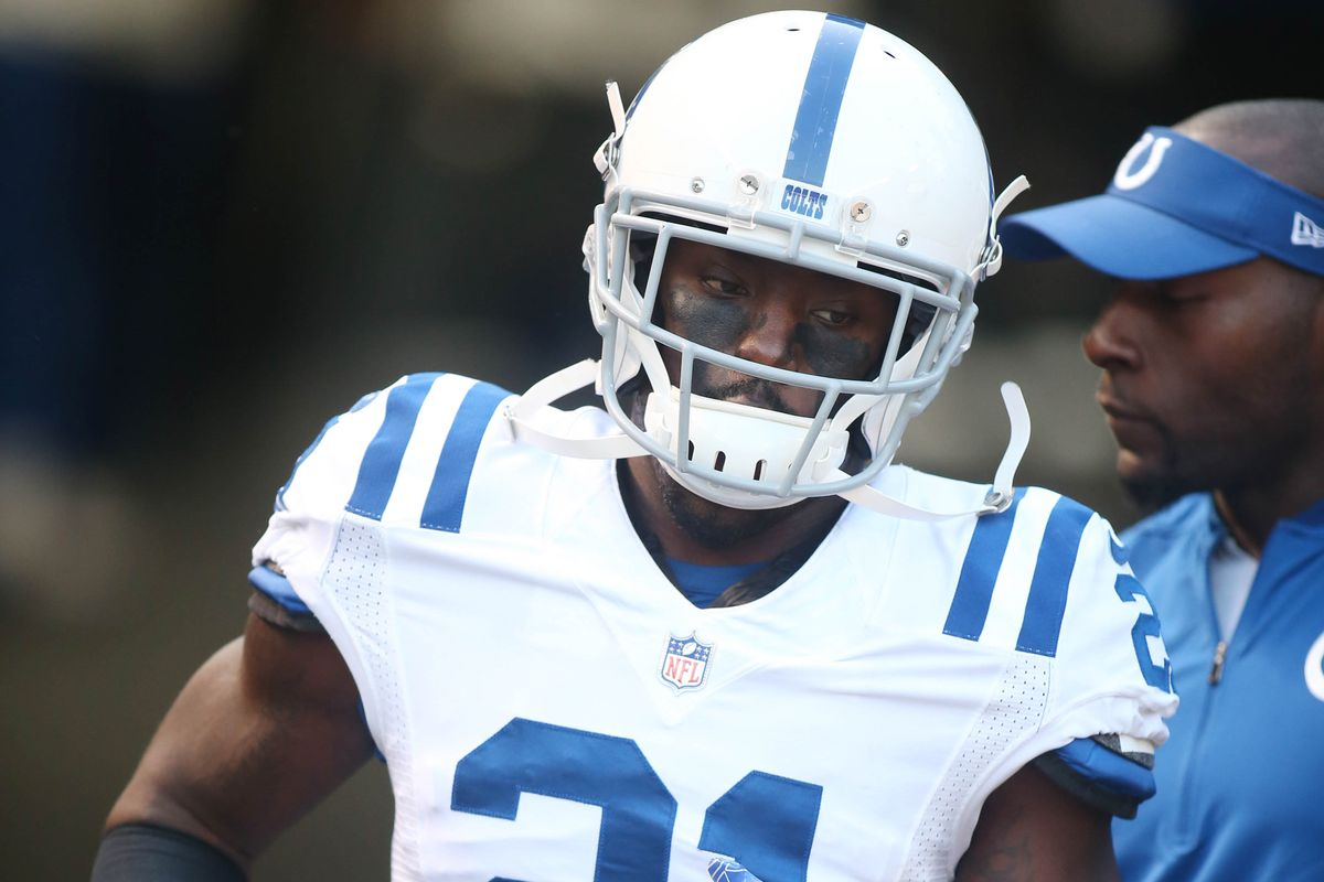 Vontae Davis was the latest victim of the Colts bumbling Now