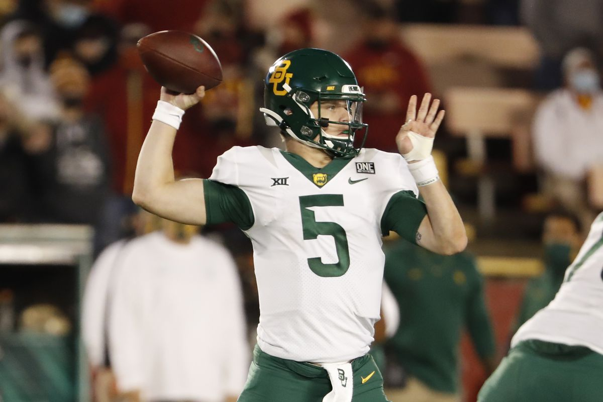 Baylor Vs Texas Tech Tv Schedule Channel Time Odds Picks Live Stream For Big 12 Matchup Draftkings Nation