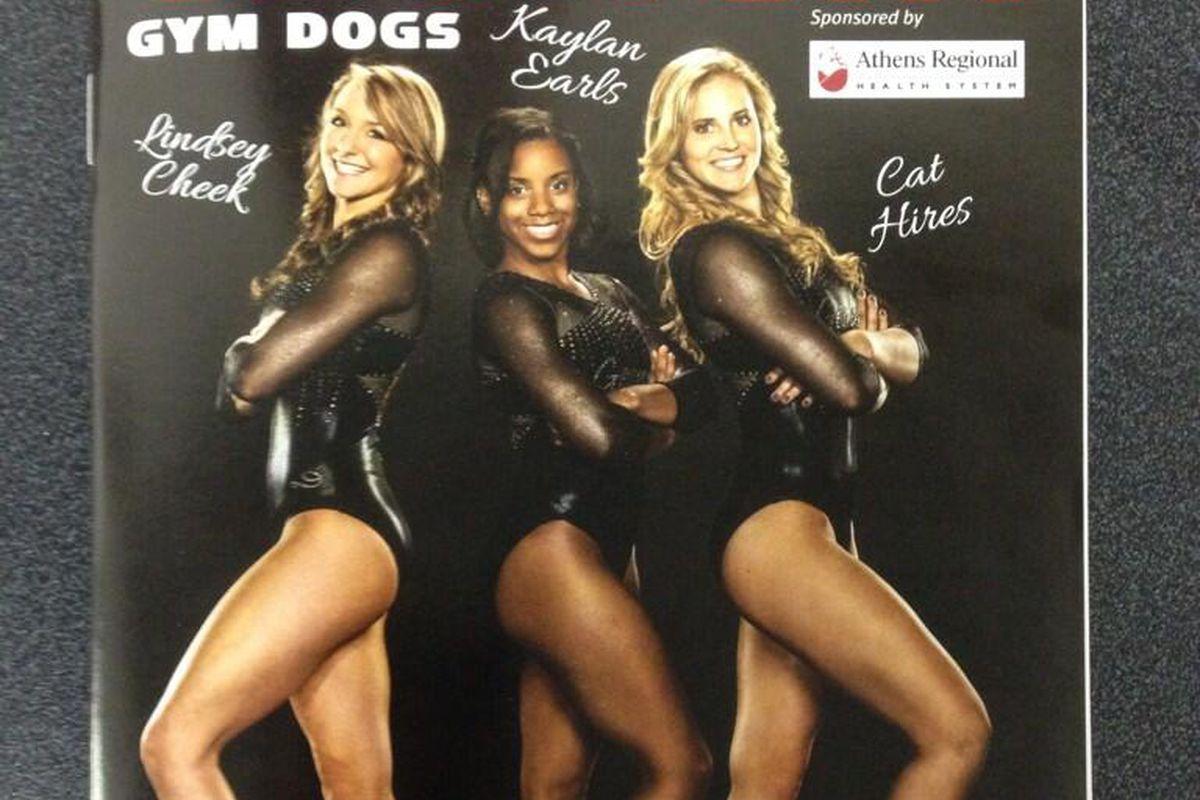 Your 2014 Gym Dog Seniors!