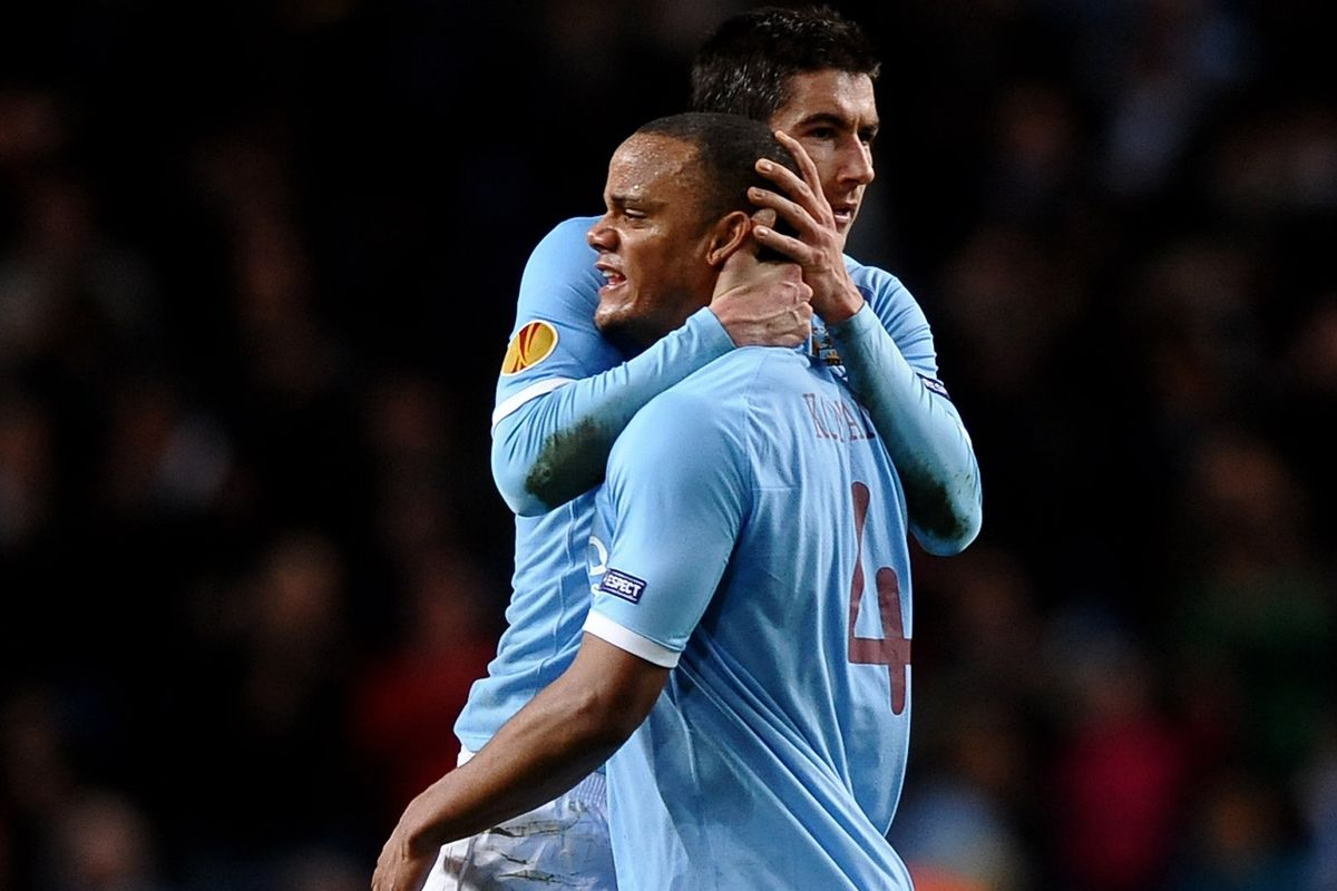 Who needs Aguero and co. when Kolarov and Kompany are outscoring their opponents all by themselves?