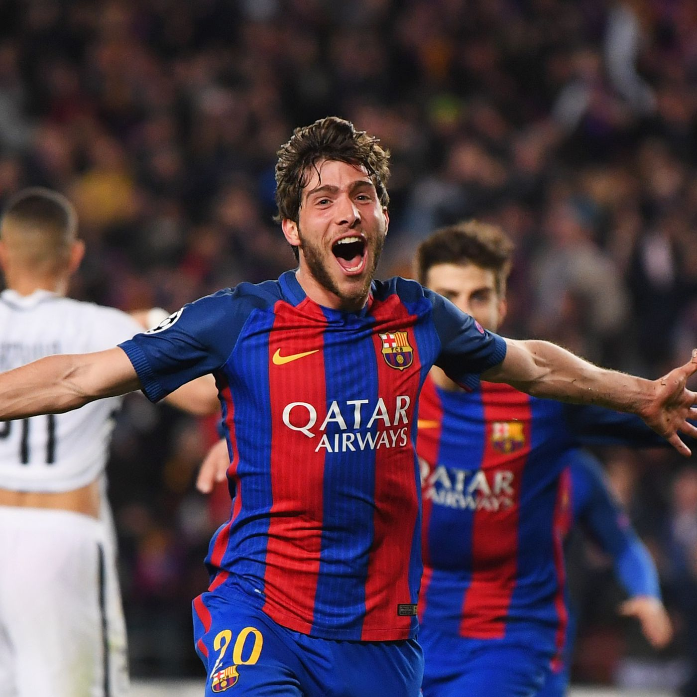 The Best Barcelona Moments And Quotes Of 2017 Barca Blaugranes