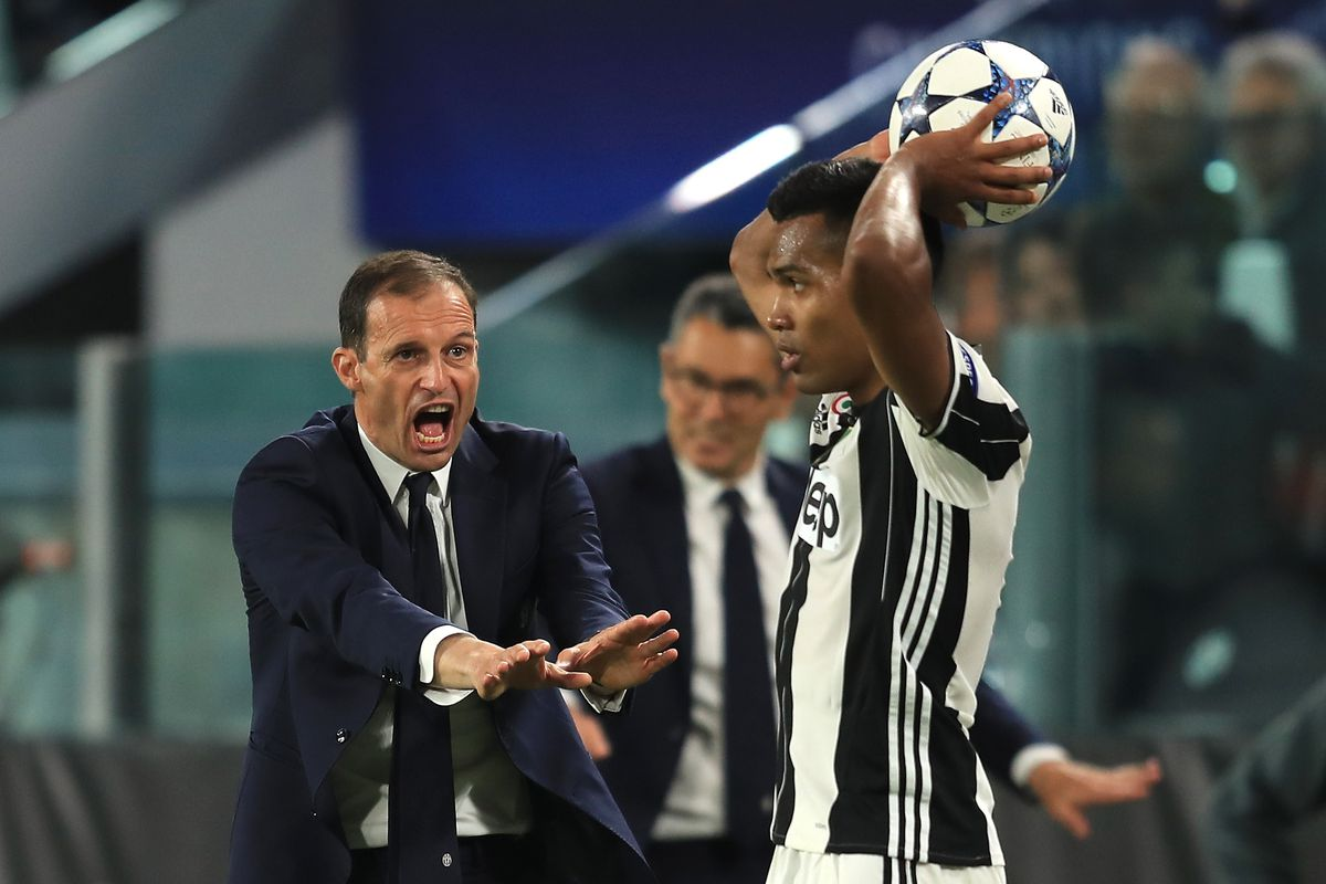 Juventus reject Chelsea offer for Alex Sandro