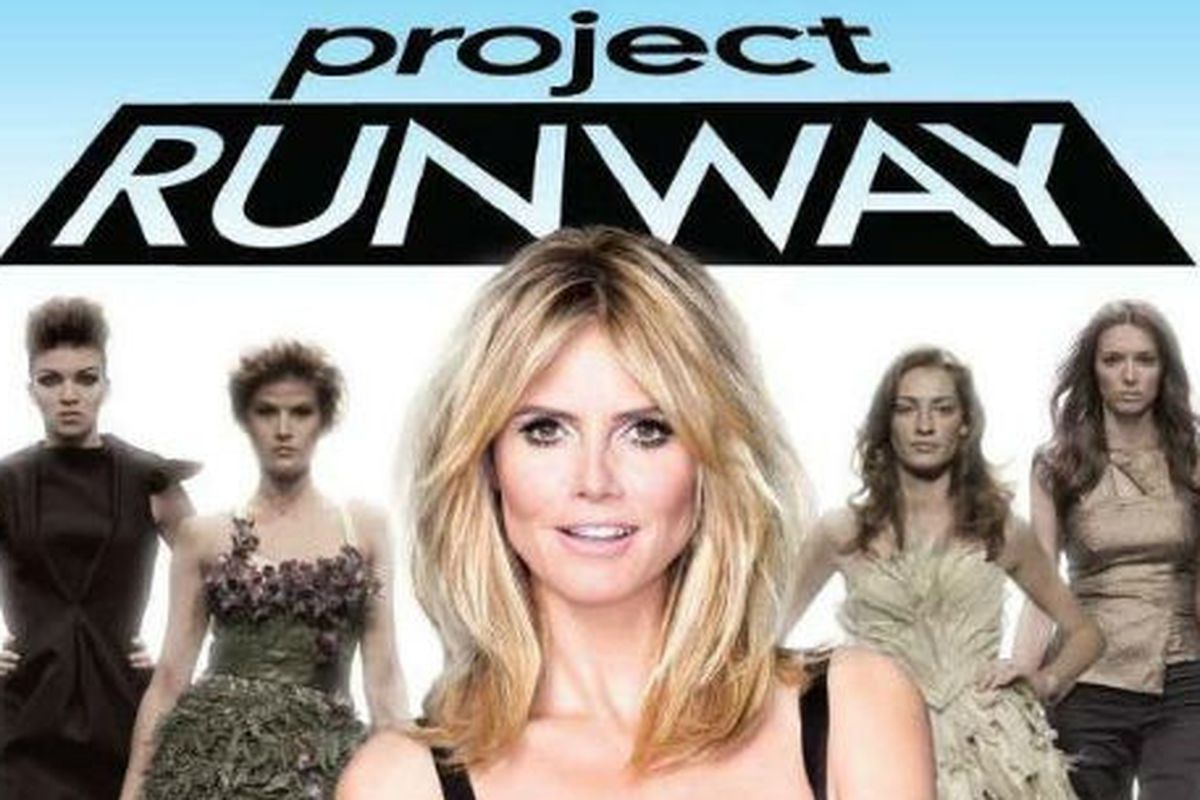 There's a Project Runway Book Now: Here's the Best of the